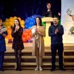 """Vaikų šokių varžybos """"Judesiukas"""" - šokių klubas """"Judesys"""", www.judesys.eu Vilnius Edgar Nesterov, Dovilė Dausinaitė Fotografas: Dovydas Gaidamavičius"""